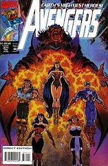 Avengers #371 (1st series)