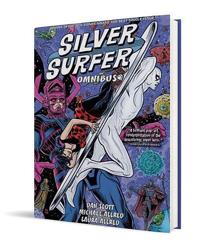 Silver Surfer by Dan Slott And Allred Omnibus HC