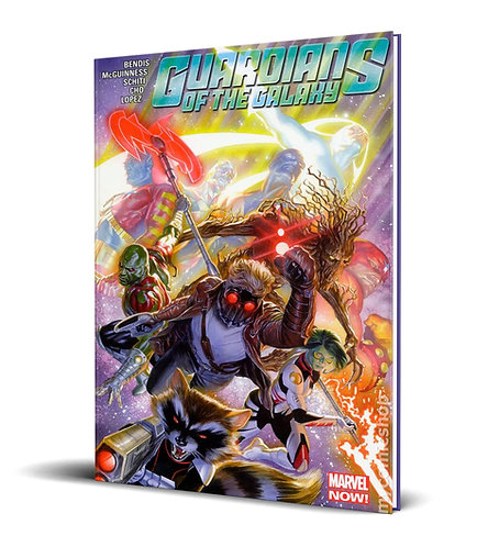 Guardians Of The Galaxy Vol.3 HC Dlx