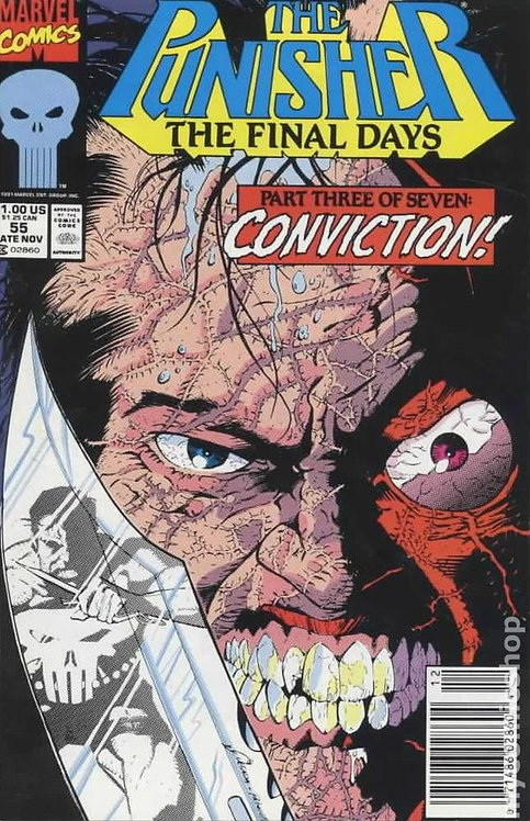 Punisher #55 (2nd Series)