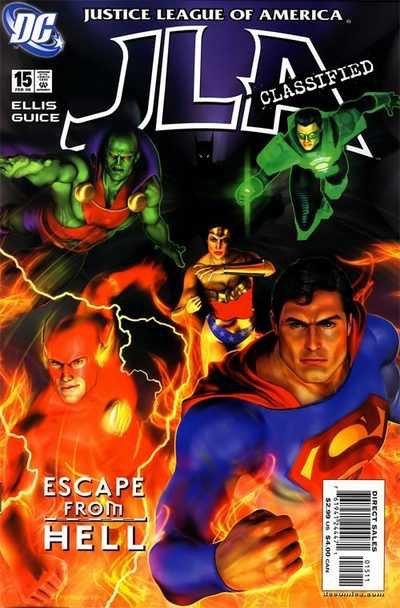Justice League of America #15 (2011/JLA)