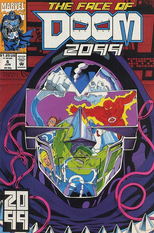 Doom 2099 #6