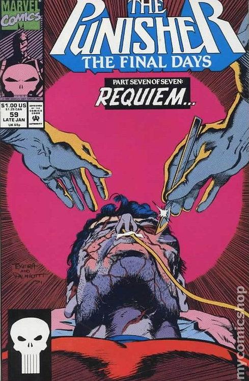 Punisher #59MJ (2nd Series) Mark Jewelers