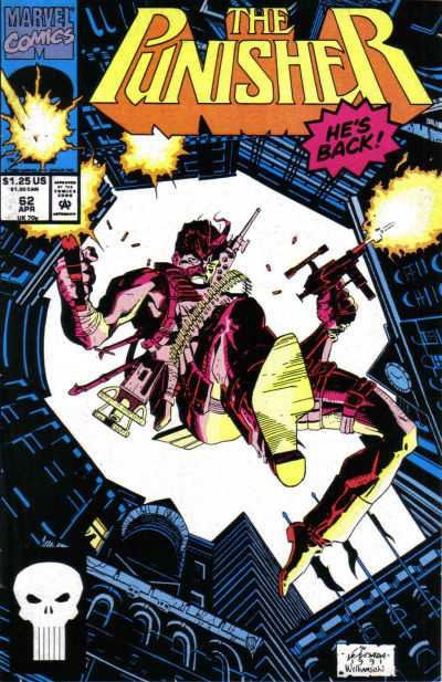 Punisher #62 (2nd Series)