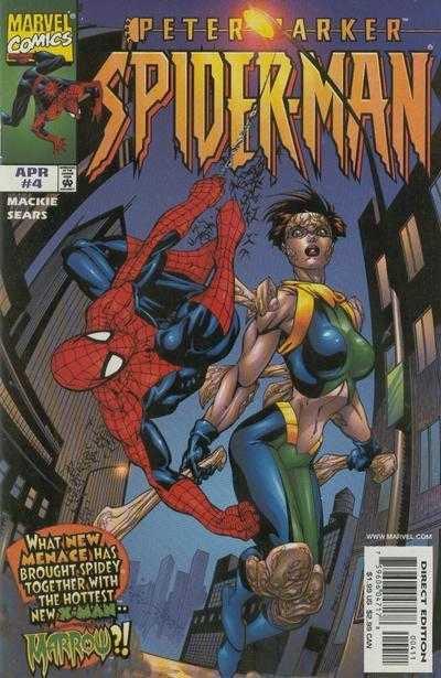 Peter Parker Spider-Man #4 (1st App Crown Hunger)