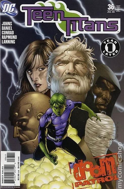 Teen Titans #36