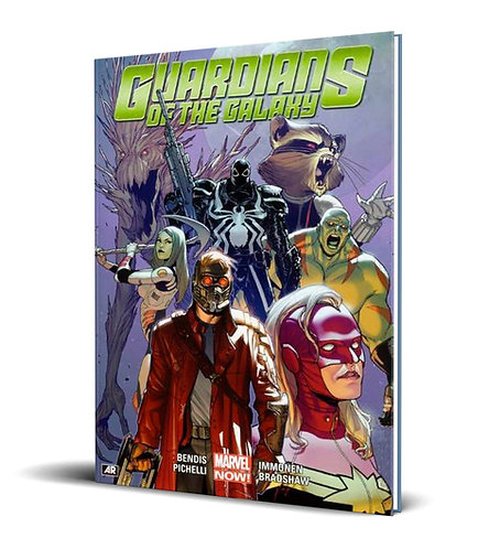 Guardians Of The Galaxy Vol.2 HC Dlx