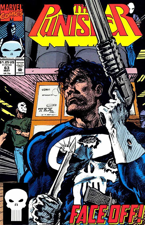 Punisher #63 (2nd Series)