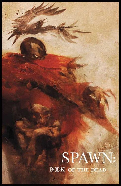 Spawn: The Book of the Dead (з автографом Todd McFarlane)