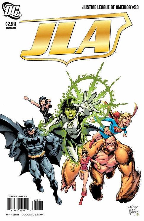 Justice League of America #53 (2011/JLA)