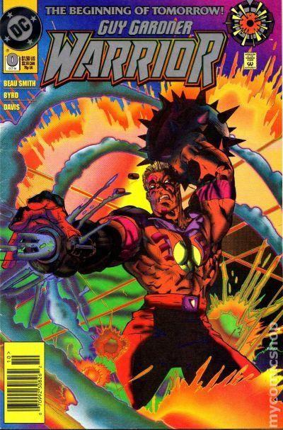 Guy Gardner Warrior #0