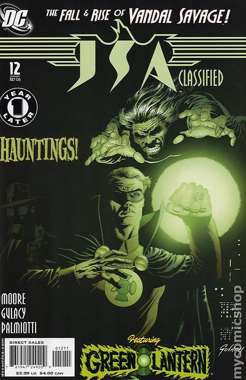 JSA Classified #12