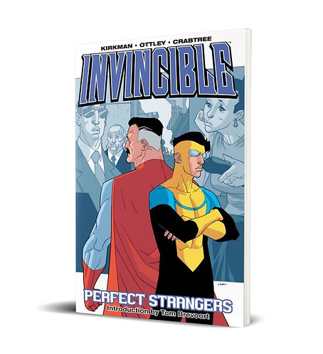 Invincible. Perfect Strangers (vol.3, TP)