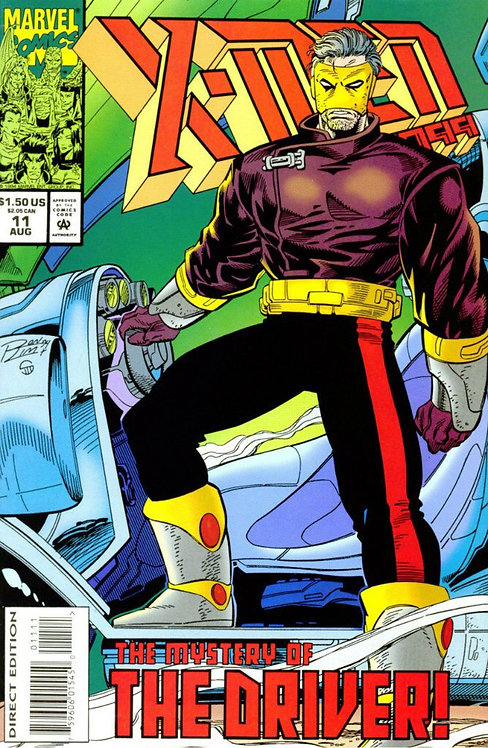 X-Men 2099 #11