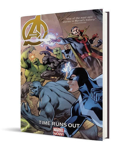 Avengers. Time Run Out (HC, Dlx)