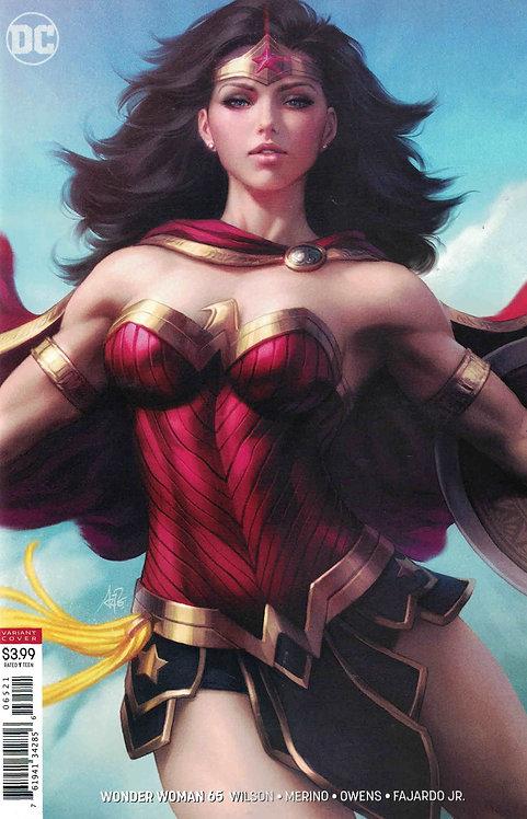Wonder Woman #65 Cover B Variant