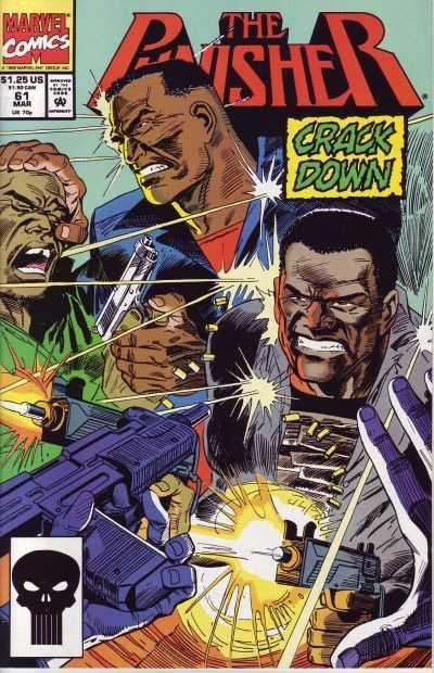 Punisher #61MJ (2nd Series) Mark Jeweler
