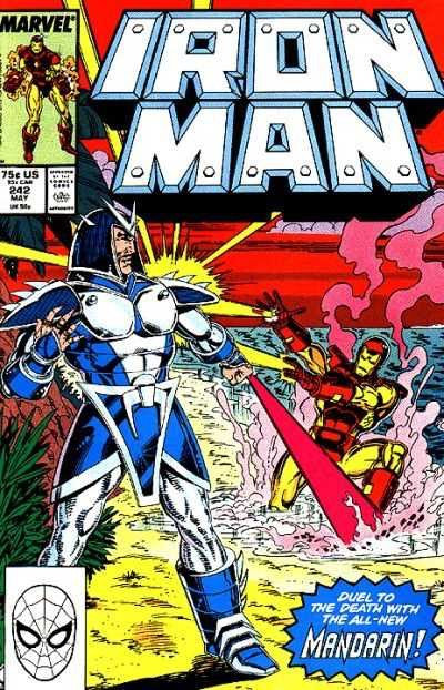 Iron Man #242 (1st Series)