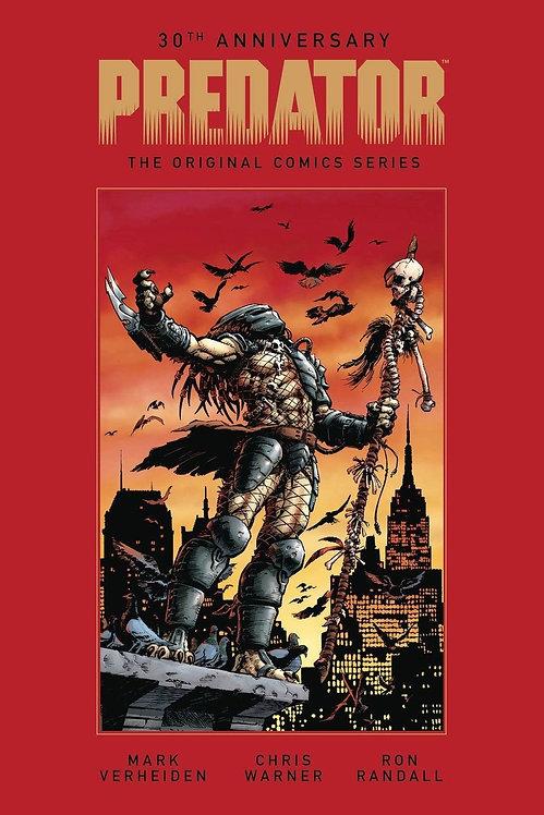 Predator Original Comics Series 1989-1996 HC Library Edition