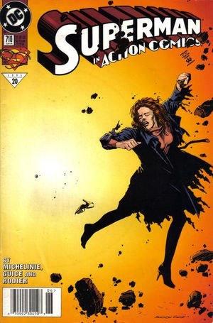 Superman in Action Comics #710