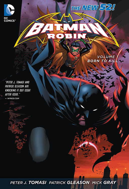 Batman & Robin. HC (The New 52) vol.1+2+3+4+5+6+7 (Full Run)