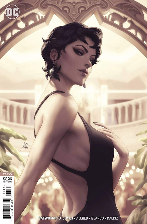 Catwoman #3 Cover B Variant