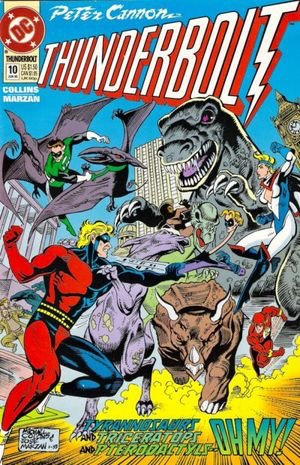 Peter Cannon Thunderbolt #10
