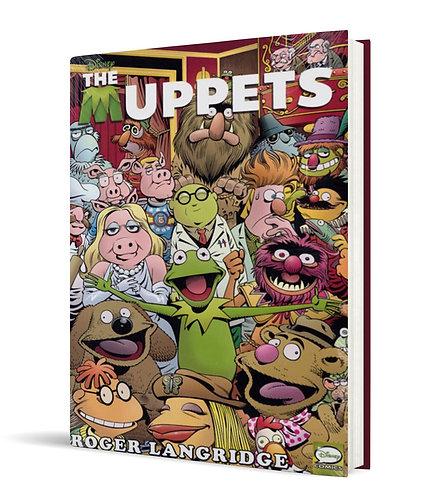 Muppets Omnibus HC (Andrew Langridge Cover)