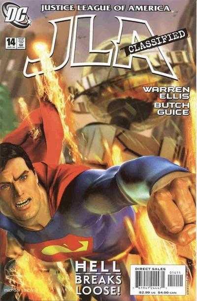 Justice League of America #14 (2011/JLA)