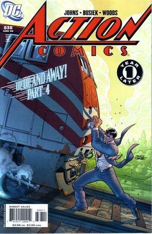 Action Comics #838