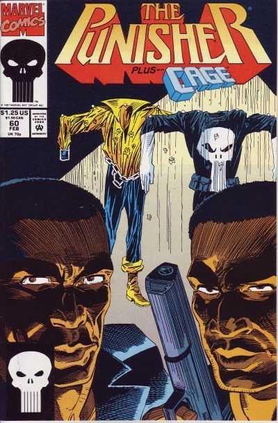Punisher #60 (2nd Series)