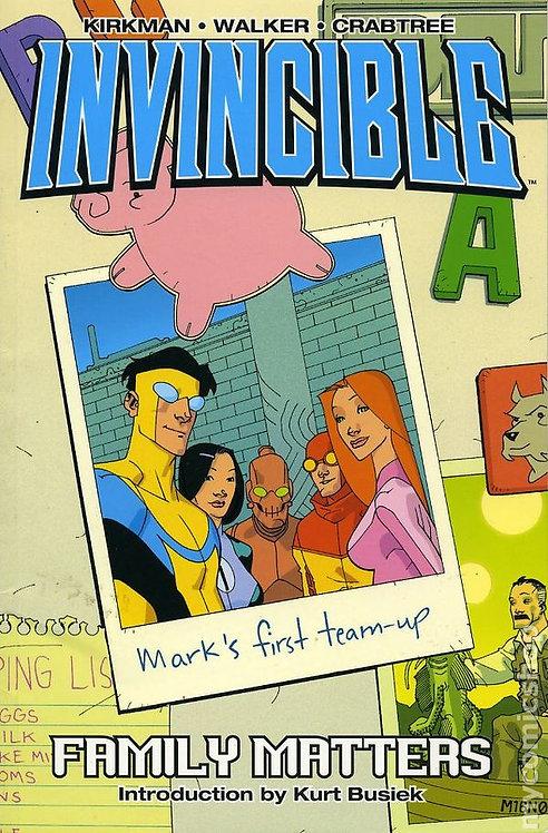 Invincible Vol.1+2+3+4+5+6 TP