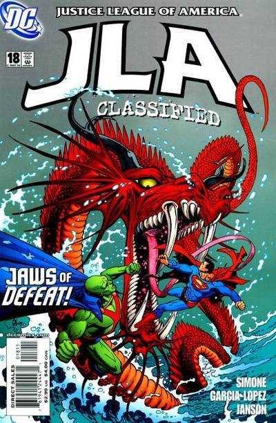 Justice League of America #18 (2011/JLA)