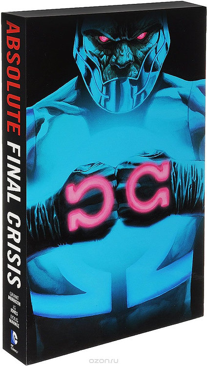 Absolute Final Crisis (Out of print/stock)