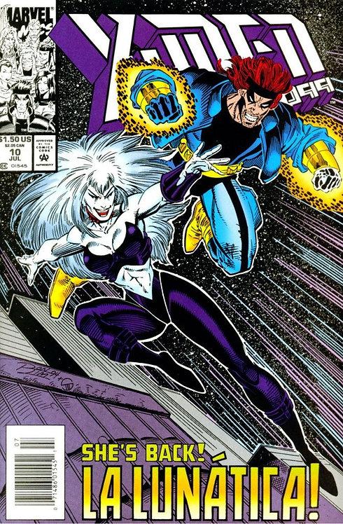 X-Men 2099 #10