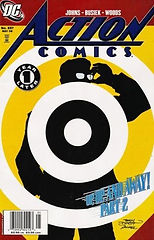 Action Comics #837