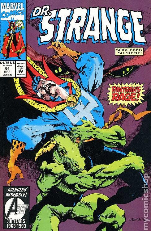 Dr. Strange #51 (3-rd Series)