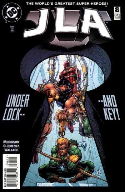 Justice League of America #8 (2011/JLA)