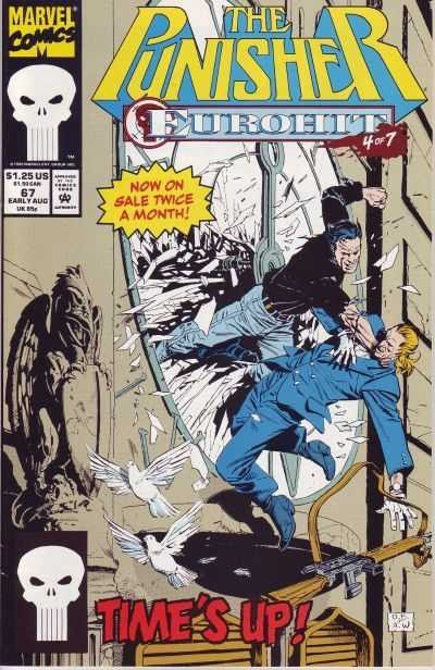Punisher #67 (2nd Series)