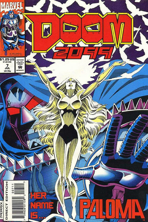 Doom 2099 #7