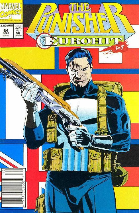 Punisher #64 (2nd Series)