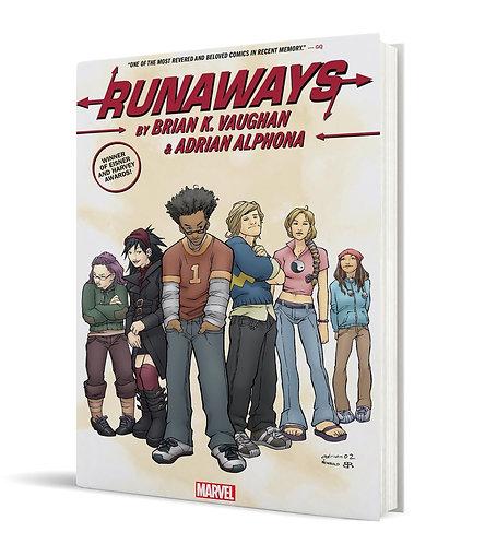 Runaways. Omnibus By Brian K.Vaughan & Adrian Alphona