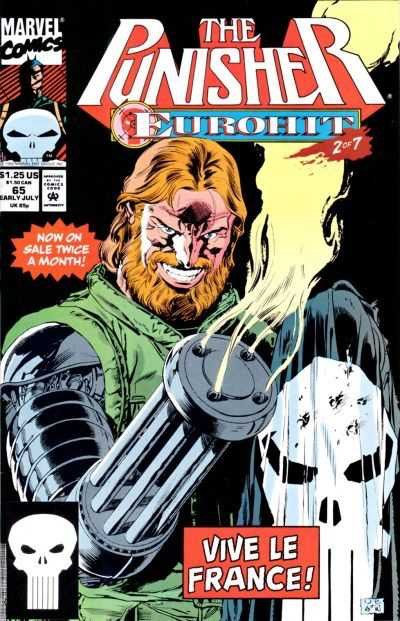 Punisher #65 (2nd Series)