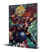 Avengers Vol.2, HC Dlx (By Jonathan Hickman)