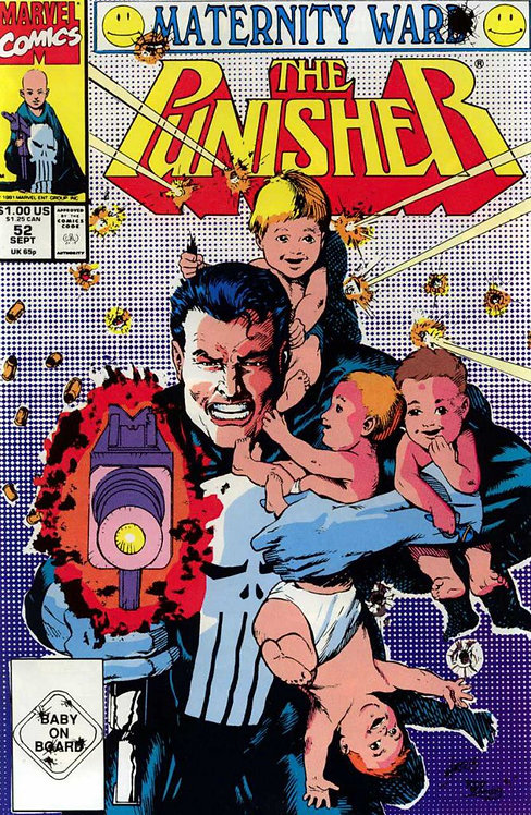 Punisher #52 (2nd Series)