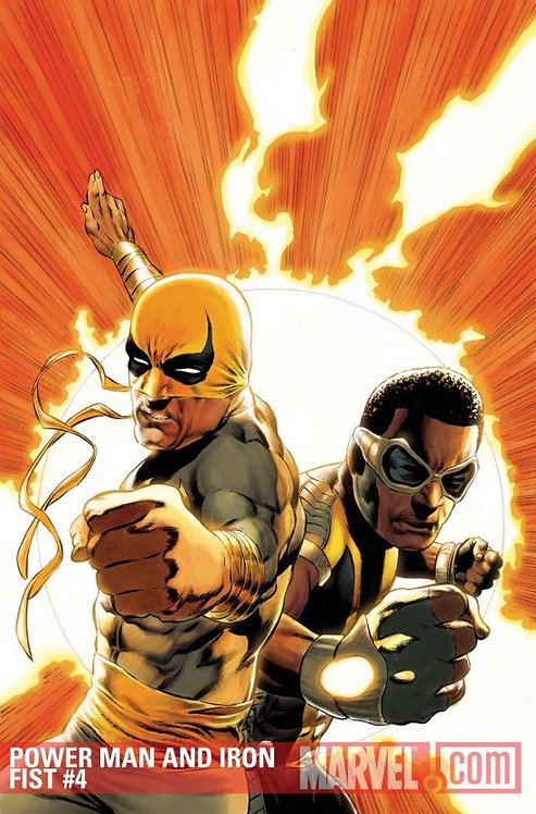 Power Man and Iron Fist #4/5
