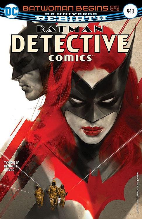 Detective Comics #948 (1st Appearance Dr.October)