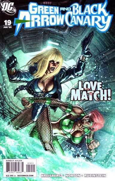 Green Arrow & Black Canary #19