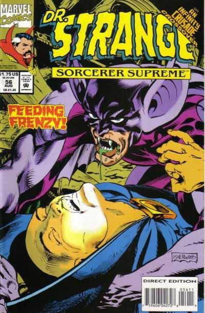 Dr. Strange #56 (3rd Series)