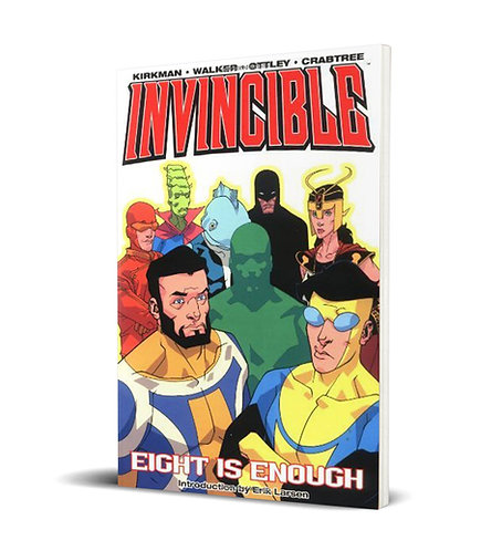 Invincible. Eight Is Enough (vol.2, TP)
